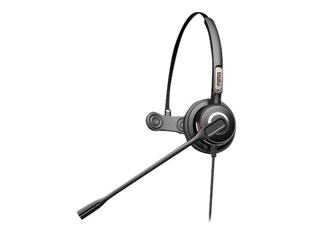 Fanvil HT201 - Headset - On-Ear - kabelgebunden - Quick Disconnect
