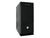7010B Computer-Gehäuse Midi-Tower Schwarz 420 W