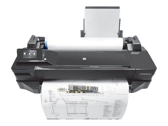 "HP DesignJet T120 - 610 mm (24"") Großformatdrucker"