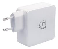 180146 Ladegerät für Mobilgeräte Innenraum Weiß