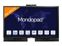Mondopad Digital signage flat panel 65Zoll LCD Full HD WLAN Schwarz
