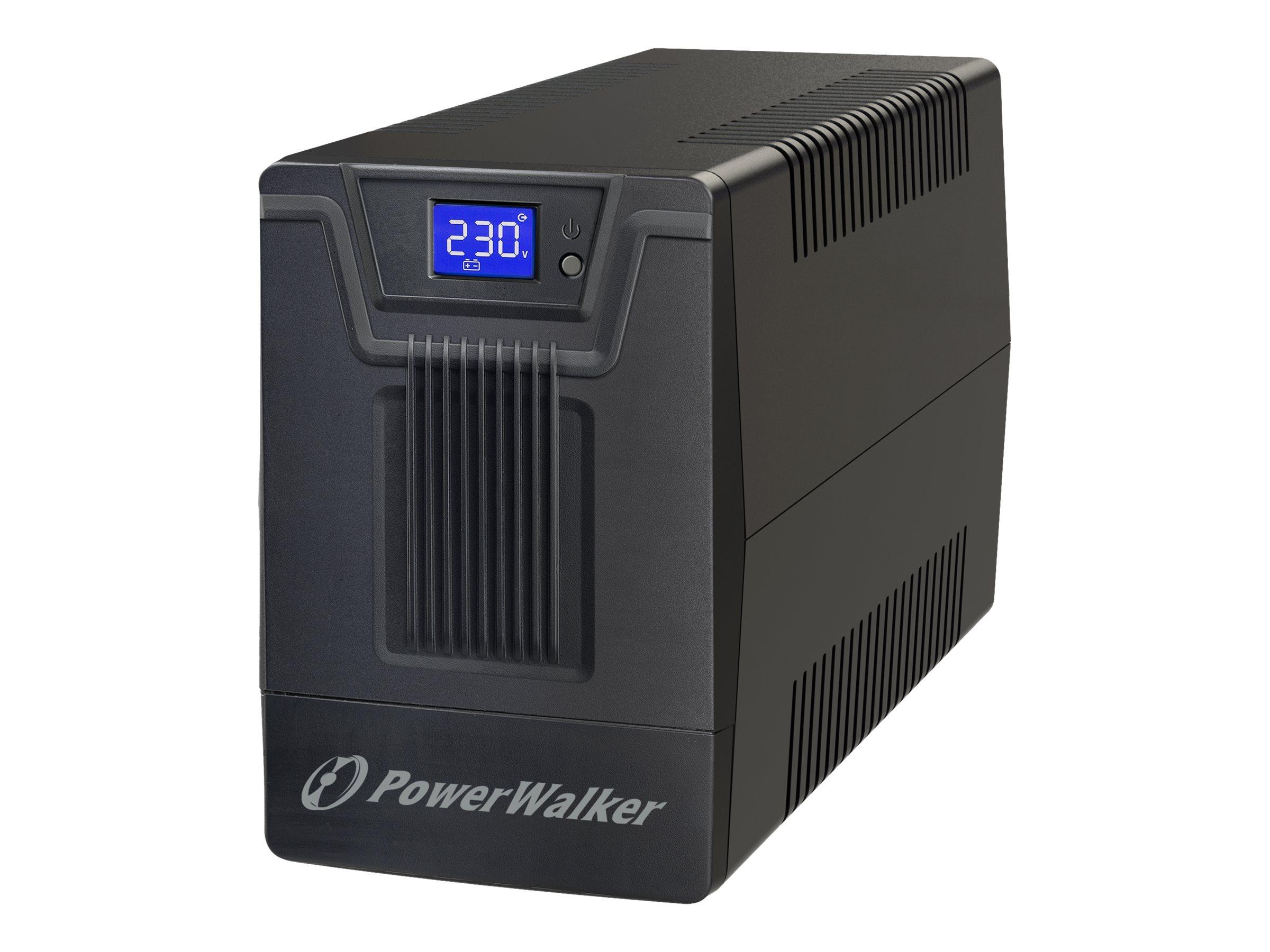 Bluewalker PowerWalker VI 1000 SCL - USV - Wechselstrom 162