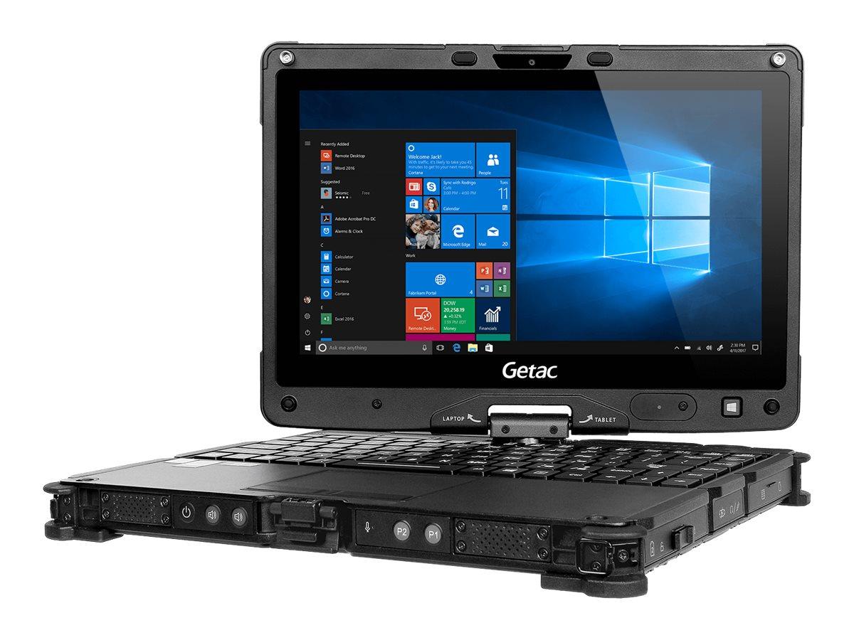 """GETAC V110 G5 - Konvertierbar - Core i5 8265U / 1.6 GHz - Win 10 Pro - 8 GB RAM - 256 GB SSD - 29.5 cm (11.6"""")"""