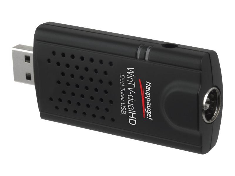 Hauppauge WinTV dualHD - Digitaler TV-Empfänger