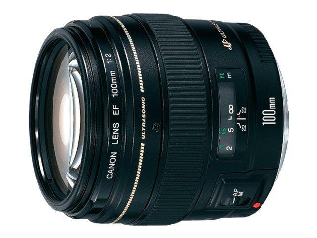 Canon EF - Teleobjektiv - 100 mm - f/2.0 USM