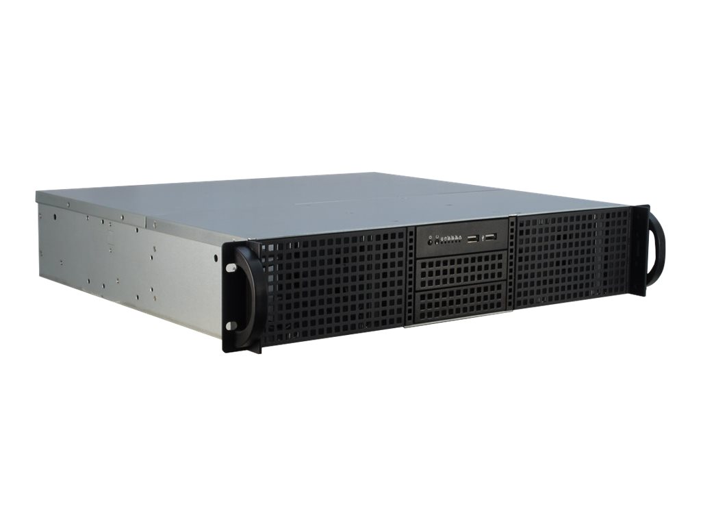 Inter-Tech IPC 2U-20240 - Rack - einbaufähig