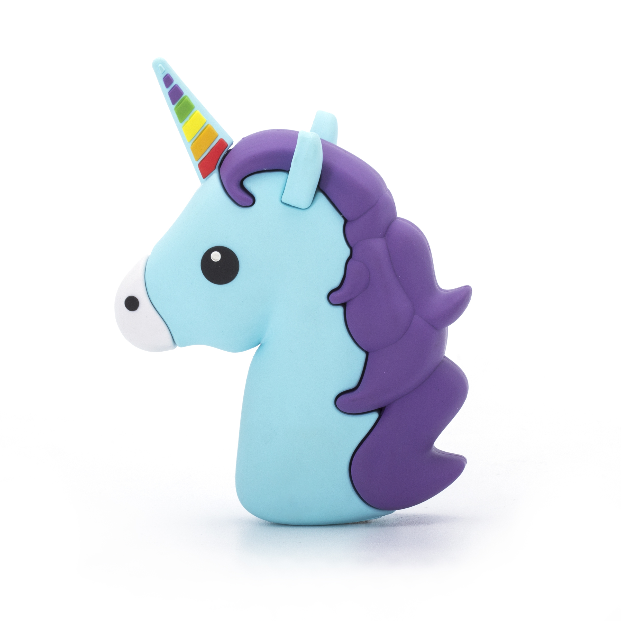 Thumbs Up Unicorn - Mehrfarbig - Universal - 2000 mAh - 5 V - 5 V - 90 mm