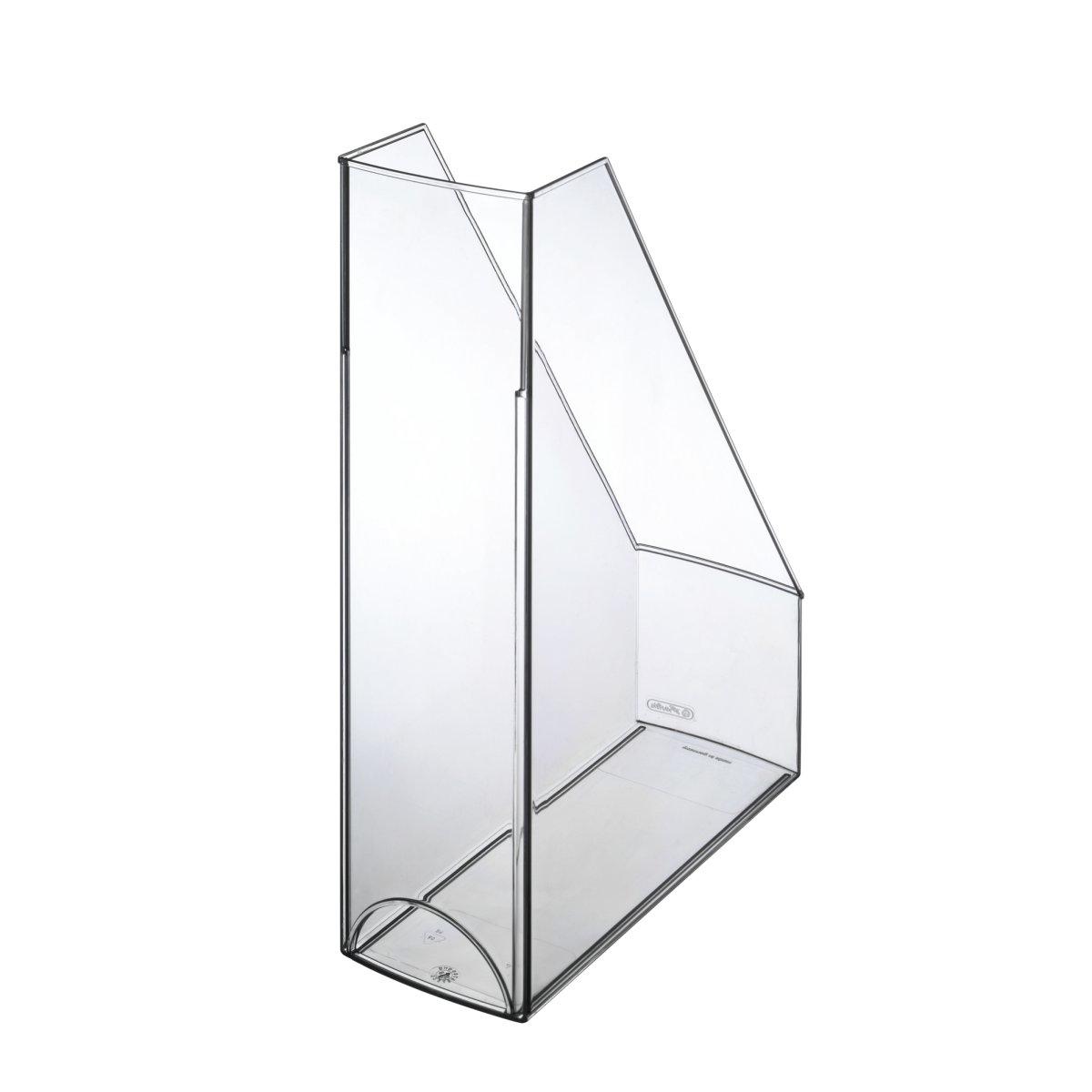Herlitz 10778512 - Transparent - Kunststoff - A4 - 85 mm