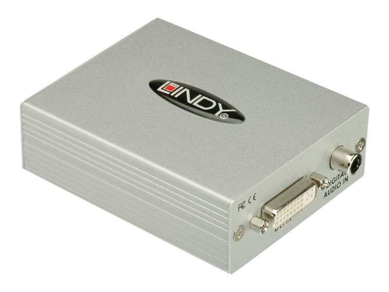Lindy Repeater - HDMI - 19-poliger HDMI Typ A / RCA