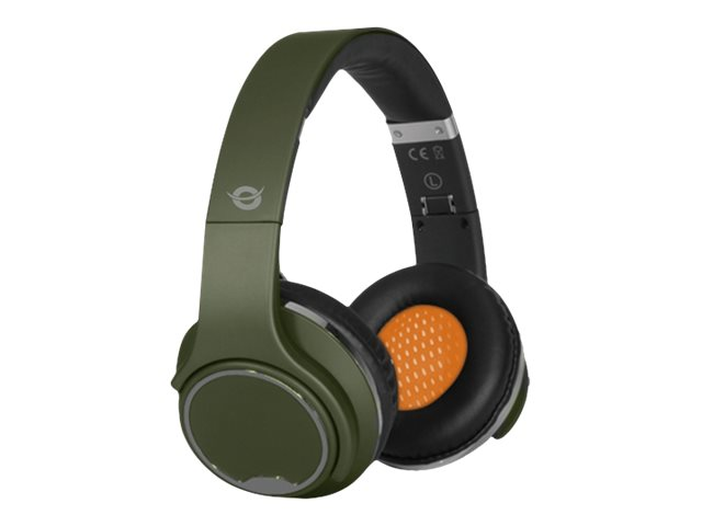 Conceptronic CHSPBTSPKG - Kopfhörer mit Mikrofon