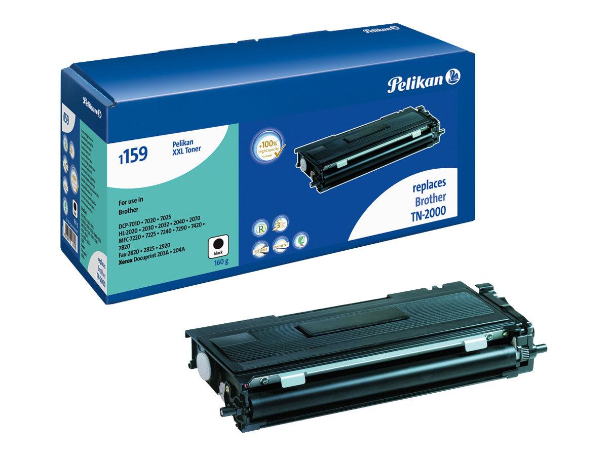 Pelikan 1159 - Schwarz - compatible - Tonerpatrone
