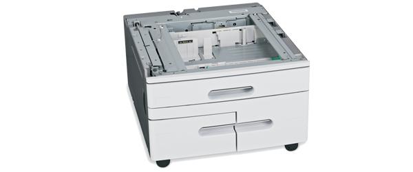 Lexmark Tandem Tray Module - Papierfach 2.520 Blatt