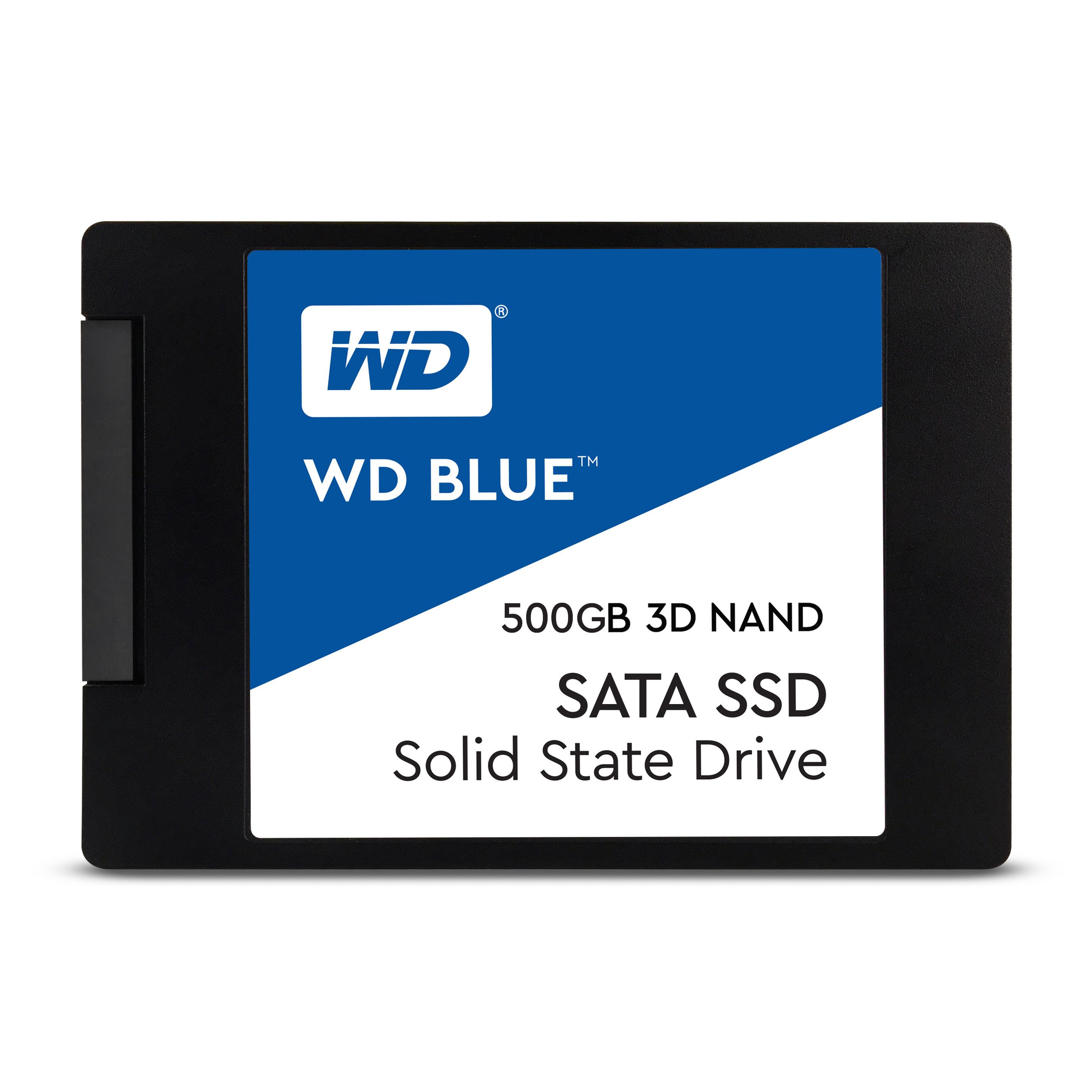 WD Blue 3D - 500 GB - 2.5