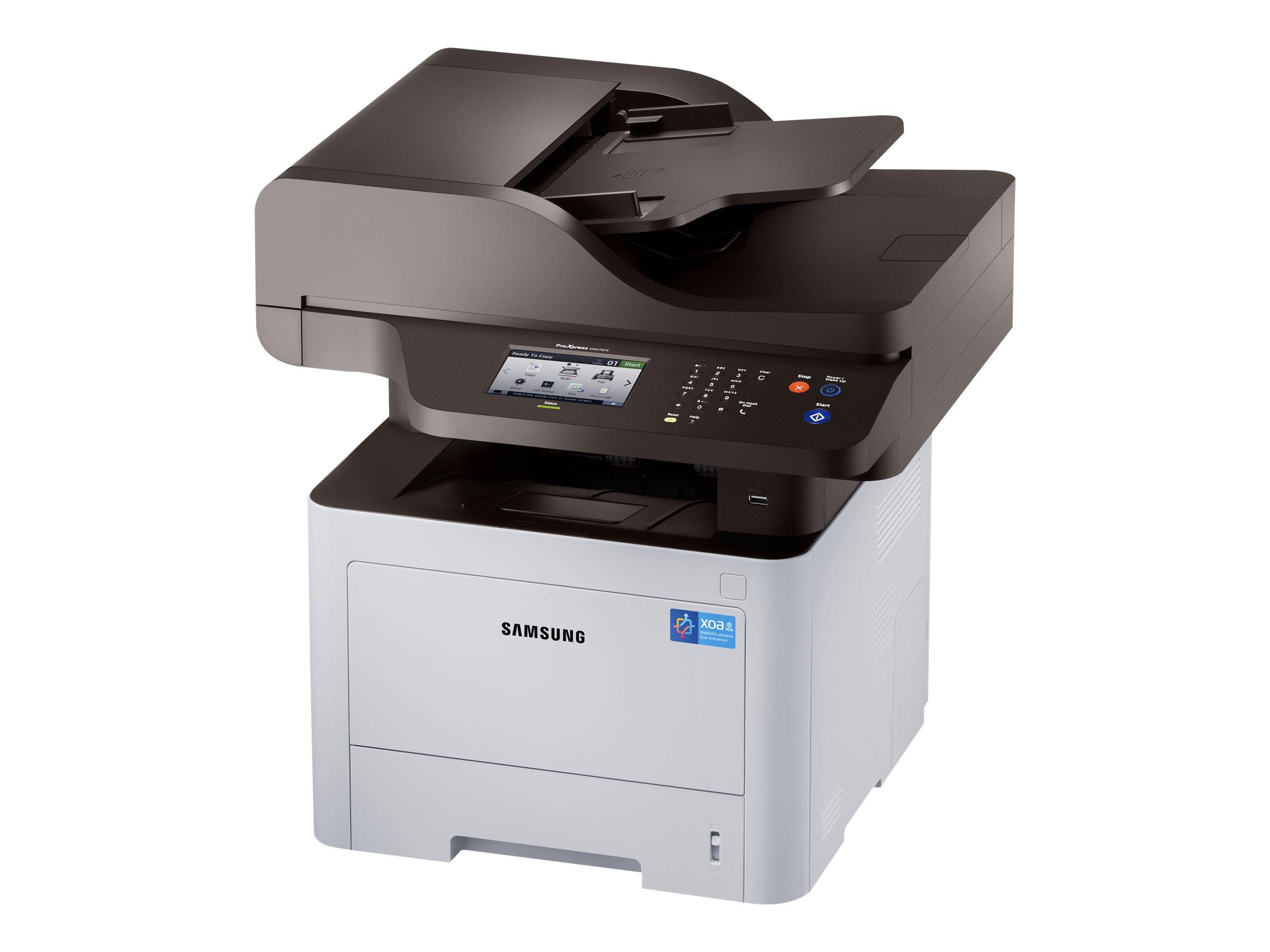 HP Samsung ProXpress SL-M4070FX - Multifunktionsdrucker - s/w - Laser - A4 (210 x 297 mm)
