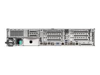 R2308WTTYSR Intel C612 LGA 2011-v3 2U Schwarz - Metallisch Server-Barebone