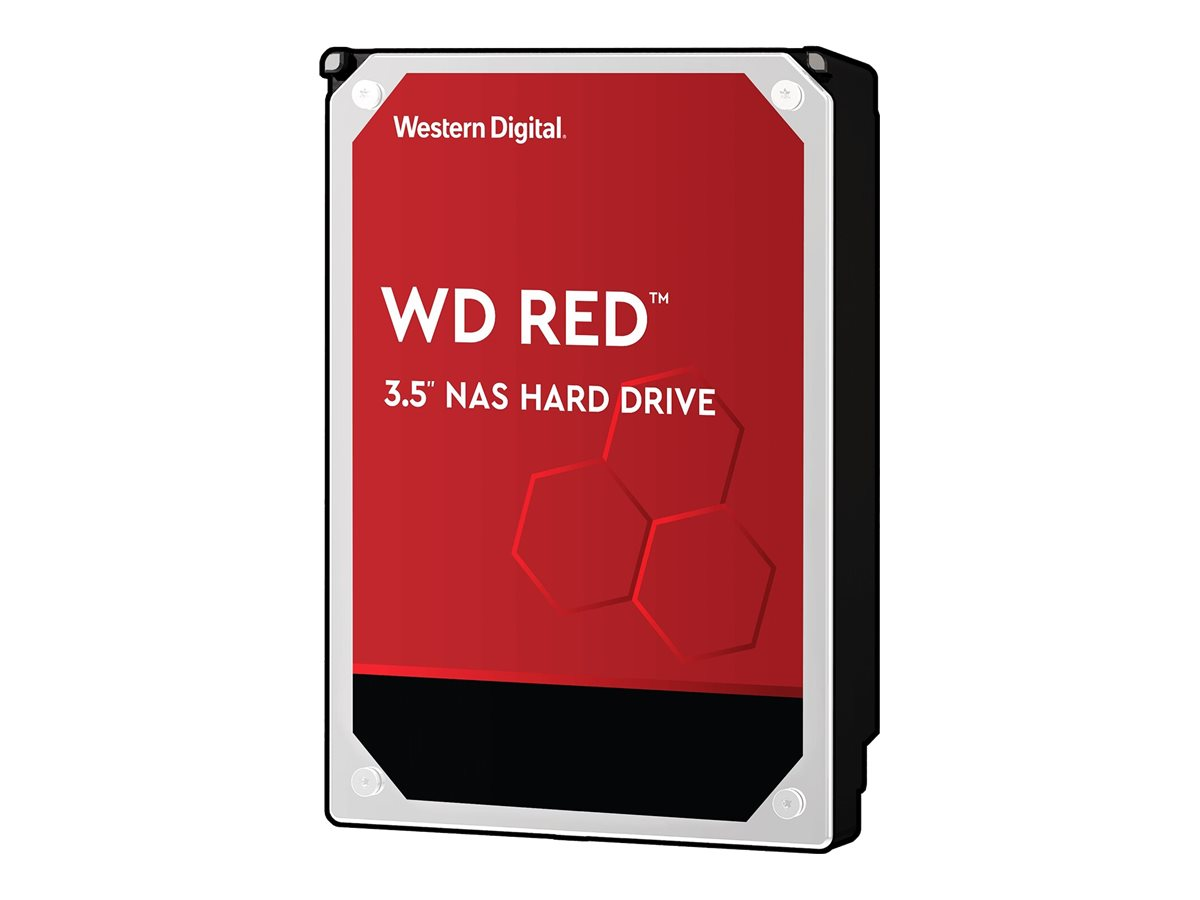 "WD Red NAS Hard Drive WD60EFAX - Festplatte - 6 TB - intern - 3.5"" (8.9 cm)"