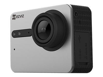 Ezviz S5 - Action-Kamera - montierbar - 4K / 15 BpS