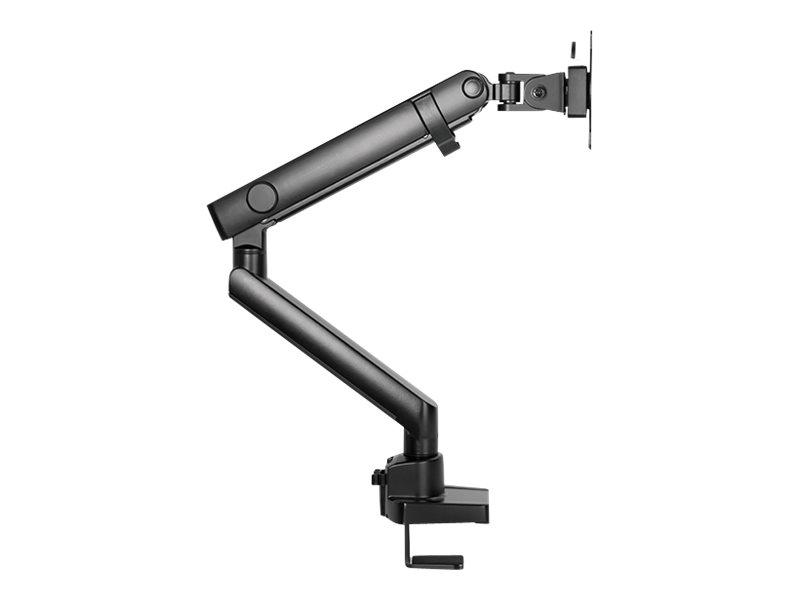 """ICY BOX ICY BOX IB-MS313-T - Tischhalterung für Monitor - Kunststoff, Aluminium, Stahl - Schwarz - Bildschirmgröße: 81.3 cm (32"""")"""