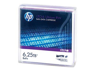 HP LTO-6 Ultrium BaFe 1x (C7976B)