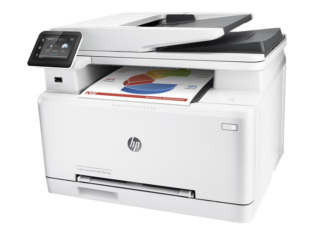 Vorschau: HP Color LaserJet Pro MFP M277dw