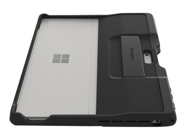 Kensington BlackBelt 2nd Degree Rugged Case for Surface Pro 7, 6, 5, & 4 - Schutzhülle für Tablet - widerstandsfähig - Verwaltung - für Microsoft Surface Pro (Mitte 2017)