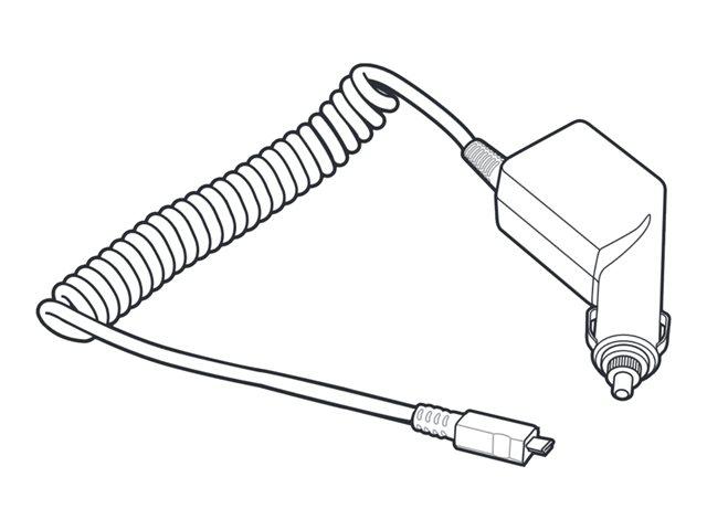 Zebra Motorola VCA400-02R - Netzteil - Pkw (Mini-USB