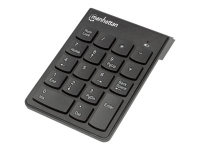 178846 Notebook / PC RF Wireless Schwarz Numerische Tastatur