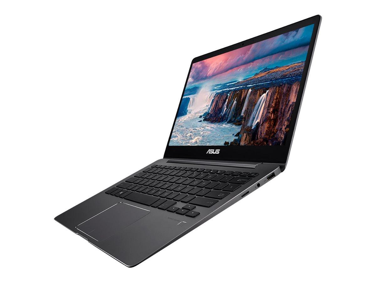 "ASUS Zenbook 13 UX331FN EG029T - Core i5 8265U / 1.6 GHz - Win 10 Home 64-Bit - 8 GB RAM - 512 GB SSD - 33.8 cm (13.3"")"