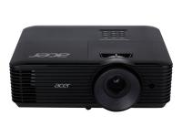 X138WH Desktop-Projektor 3700ANSI Lumen DLP WUXGA (1920x1200) 3D Schwarz Beamer