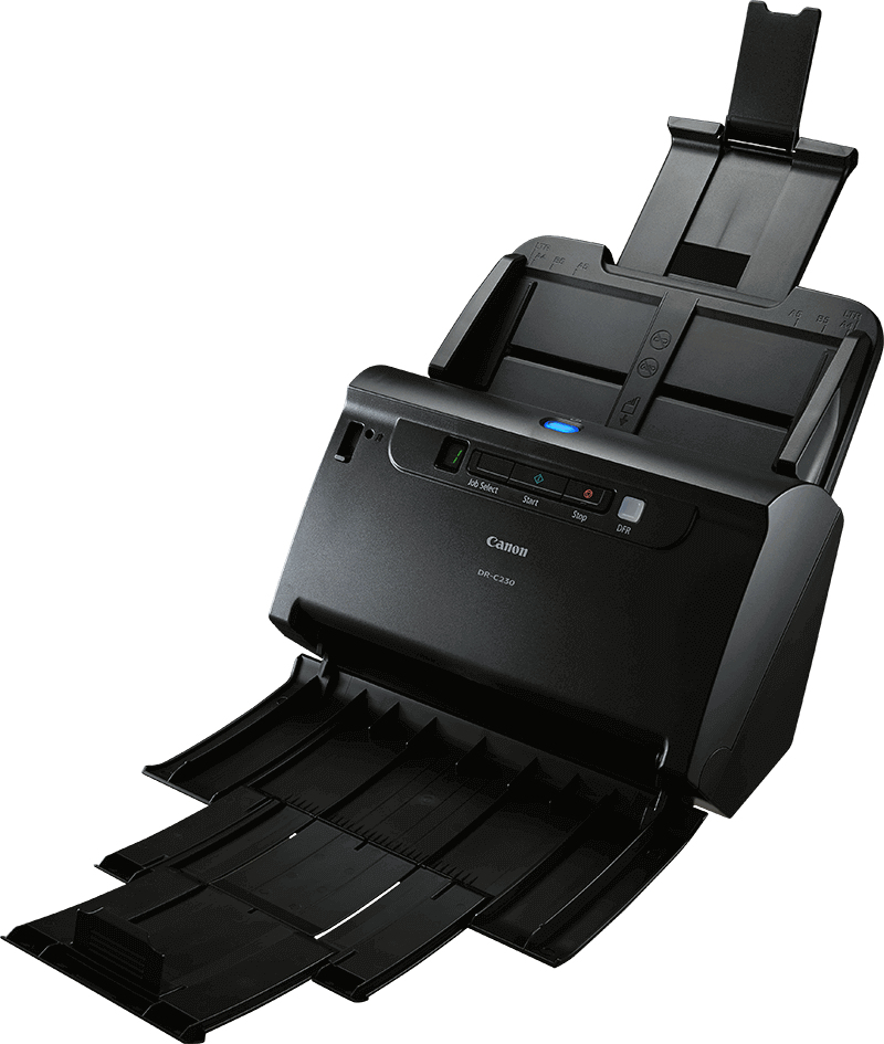 Canon imageFORMULA DR-C230 - Dokumentenscanner - Duplex