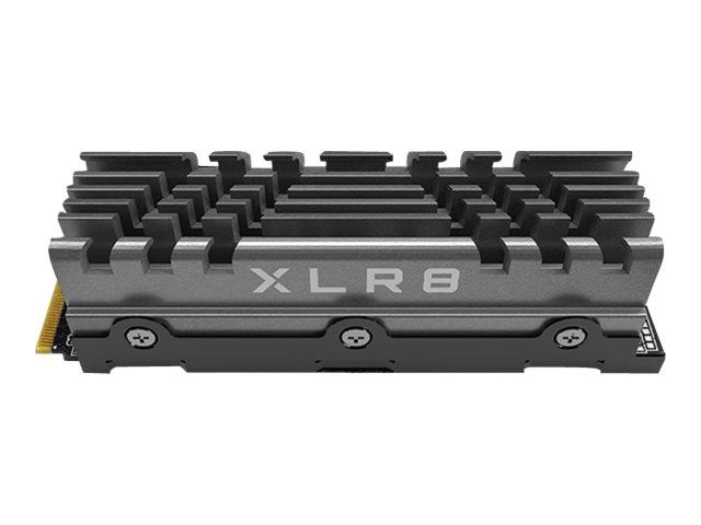Vorschau: PNY XLR8 CS3140 - 2 TB SSD - intern - M.2 2280 - PCI Express 4.0 x4 (NVMe)