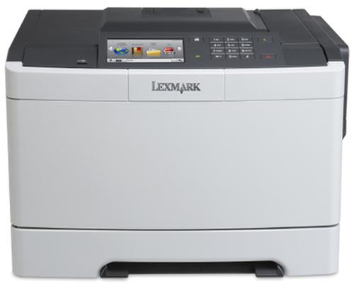 Lexmark CS510de - Drucker Farbig Laser/LED-Druck - 32 ppm