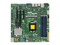 Supermicro X11SSL-F - Motherboard - micro ATX