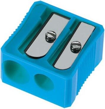 Möbius   Ruppert 0332 - 0000 - Manueller Bleistiftspitzer - Kunststoff - Stahl - 1,12 cm - 8,2 mm
