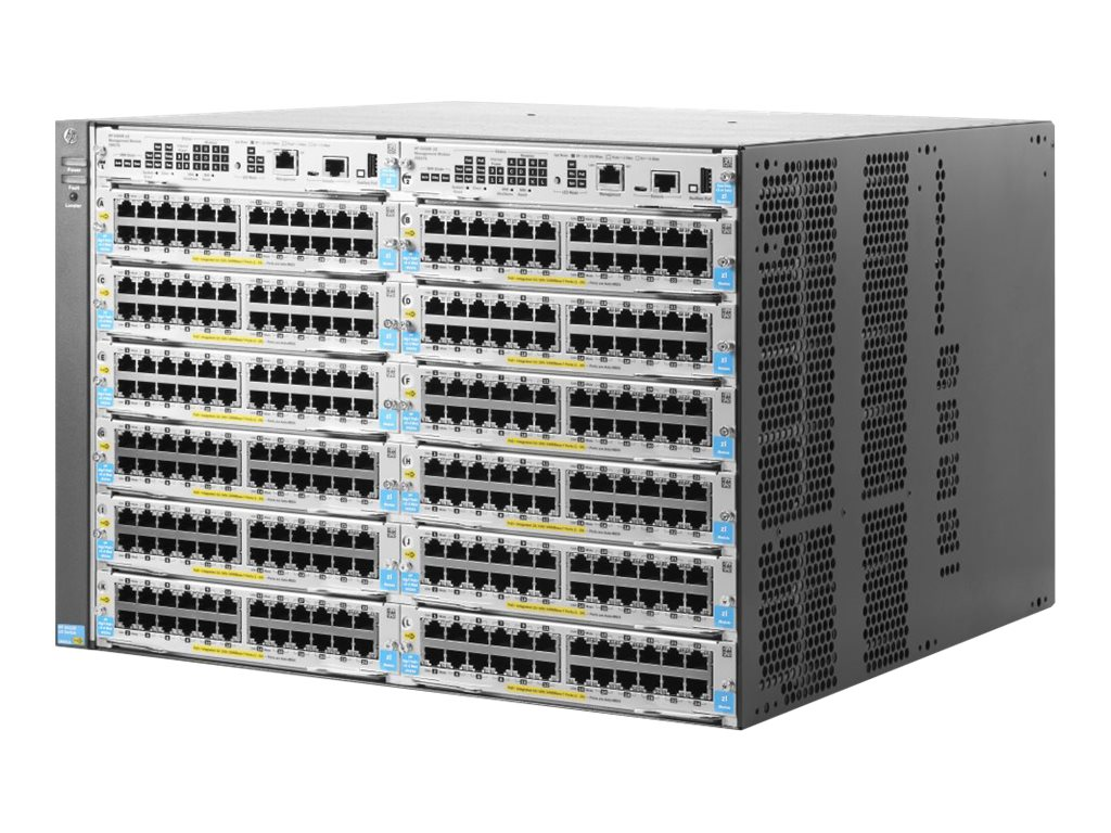 HP Enterprise Aruba 5412R zl2 - Switch - verwaltet