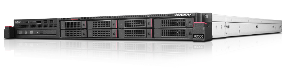 Lenovo ThinkServer RD35 0 70QK - Server
