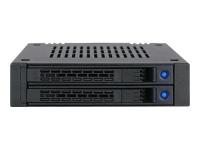 """ExpressCage MB742SP-B - Gehäuse für Speicherlaufwerke - 2.5"""" (6.4 cm)"""