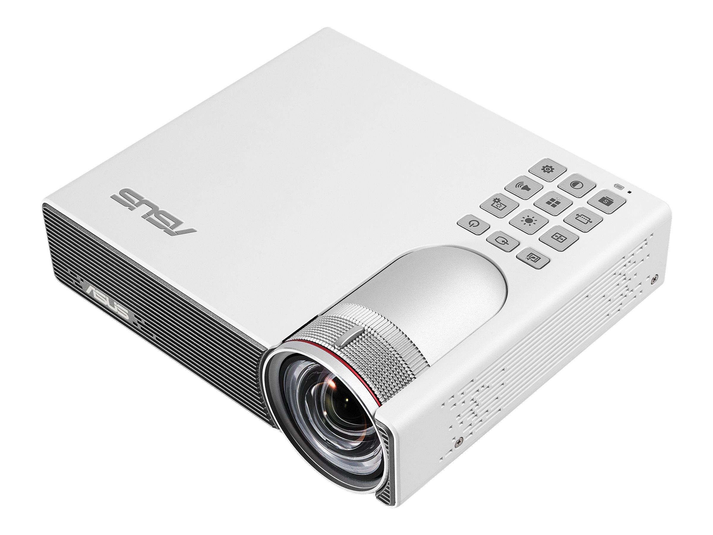ASUS P3B - DLP-Projektor - RGB LED - 3D - 800 lm - WXGA (1280 x 800)
