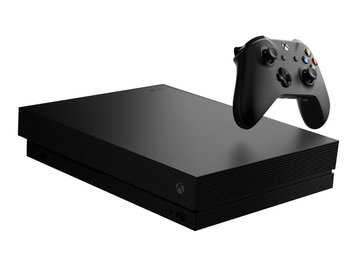 Microsoft Xbox One X - Spielkonsole