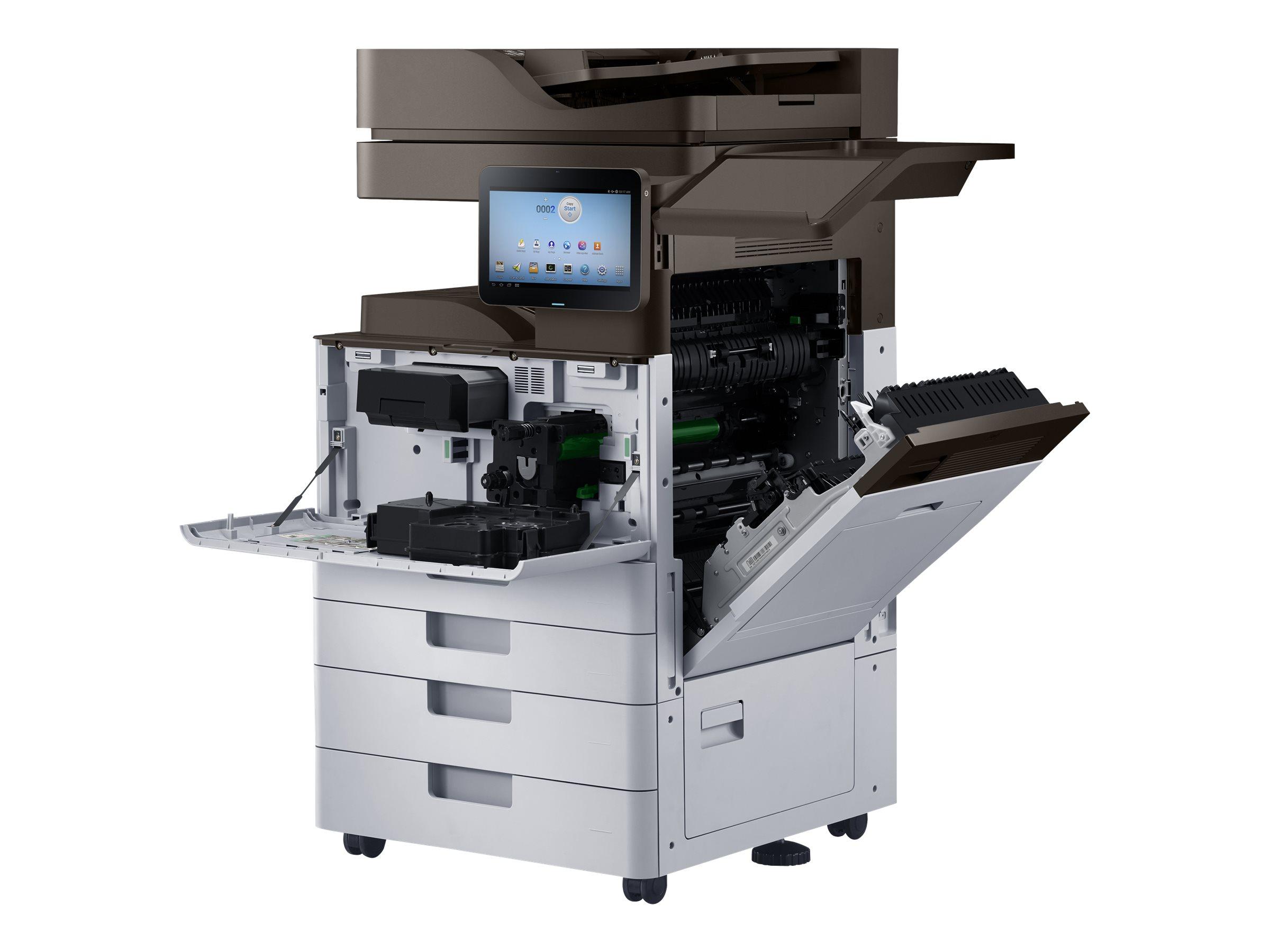 HP Samsung MultiXpress SL-K4300LX - Multifunktionsdrucker - s/w - Laser - A3 (297 x 420 mm)