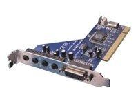Ultron Quadro Sound - Soundkarte - Stereo - PCI