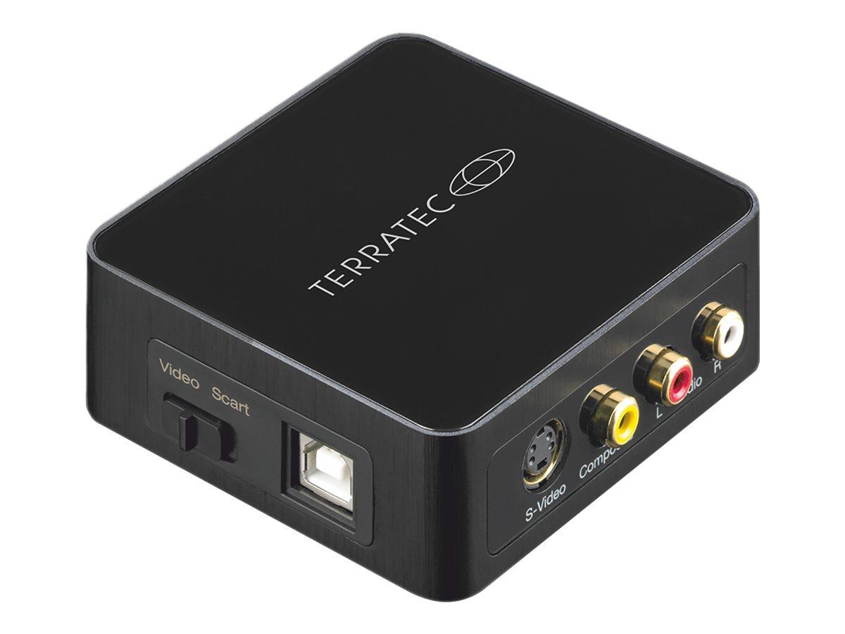 TerraTec G4 - Videoaufnahmeadapter - USB 2.0