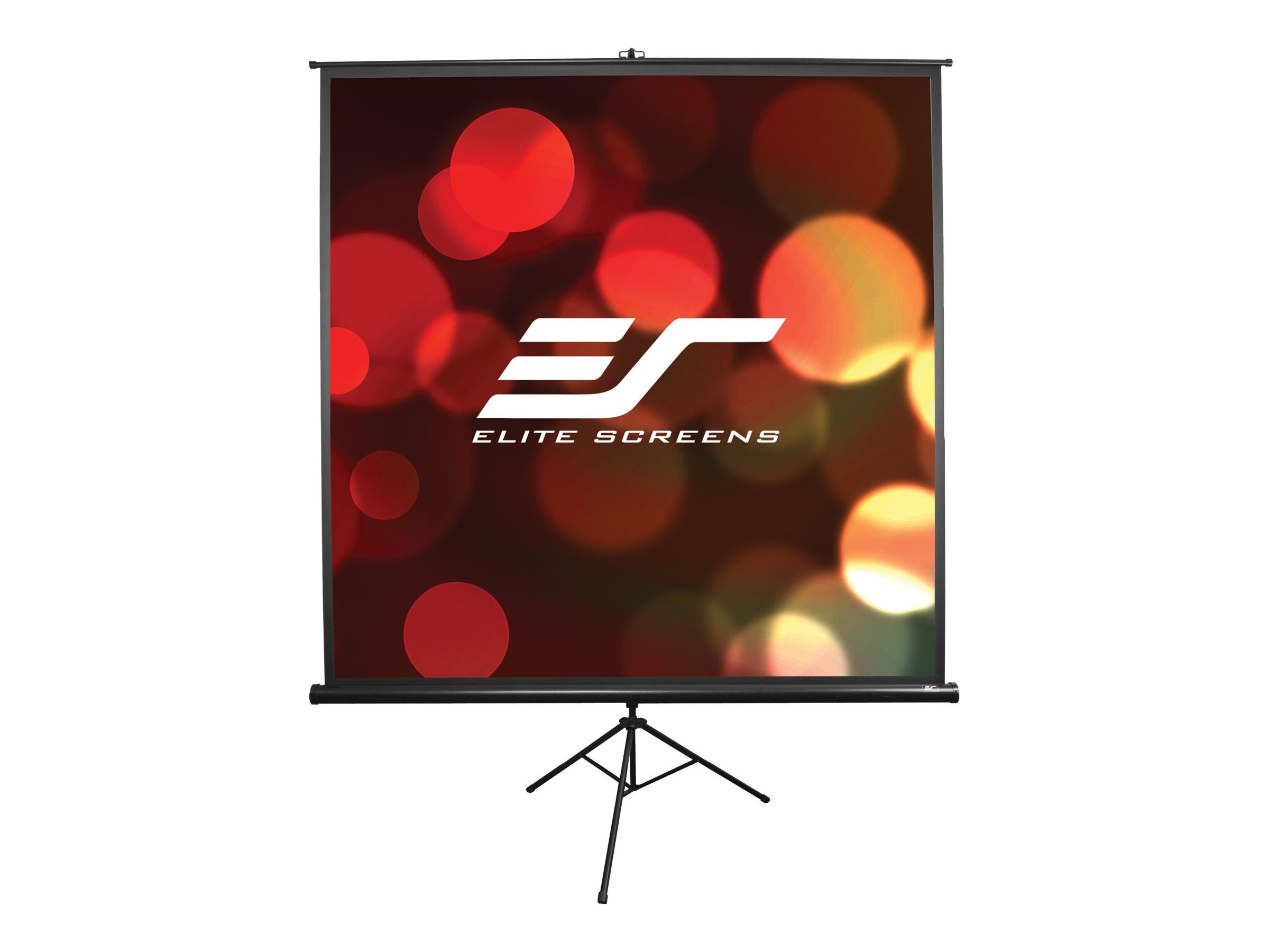 "Elite Screens Elite Tripod Series T100UWV1 - Projektionsbildschirm mit Stativ - 254 cm (100"")"