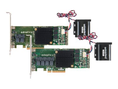 Microchip Technology Microchip Adaptec RAID 71605Q - Speicher-Controller