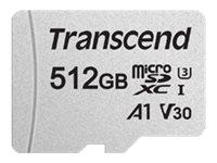 Vorschau: Transcend 300S - Flash-Speicherkarte (Adapter inbegriffen)