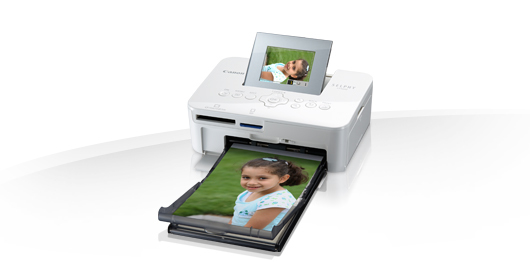 Canon SELPHY CP1000 - Foto-/Thermosubl.-drucker Farbig Thermosublimation - 300 dpi