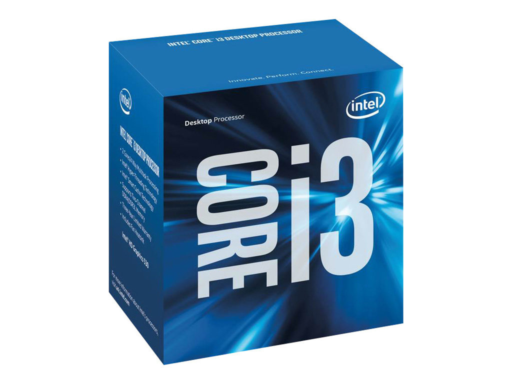 Intel Core i3 6100 - 3.7 GHz - 2 Kerne