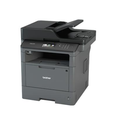 Vorschau: Brother DCP-L5500DN - Multifunktionsdrucker - s/w