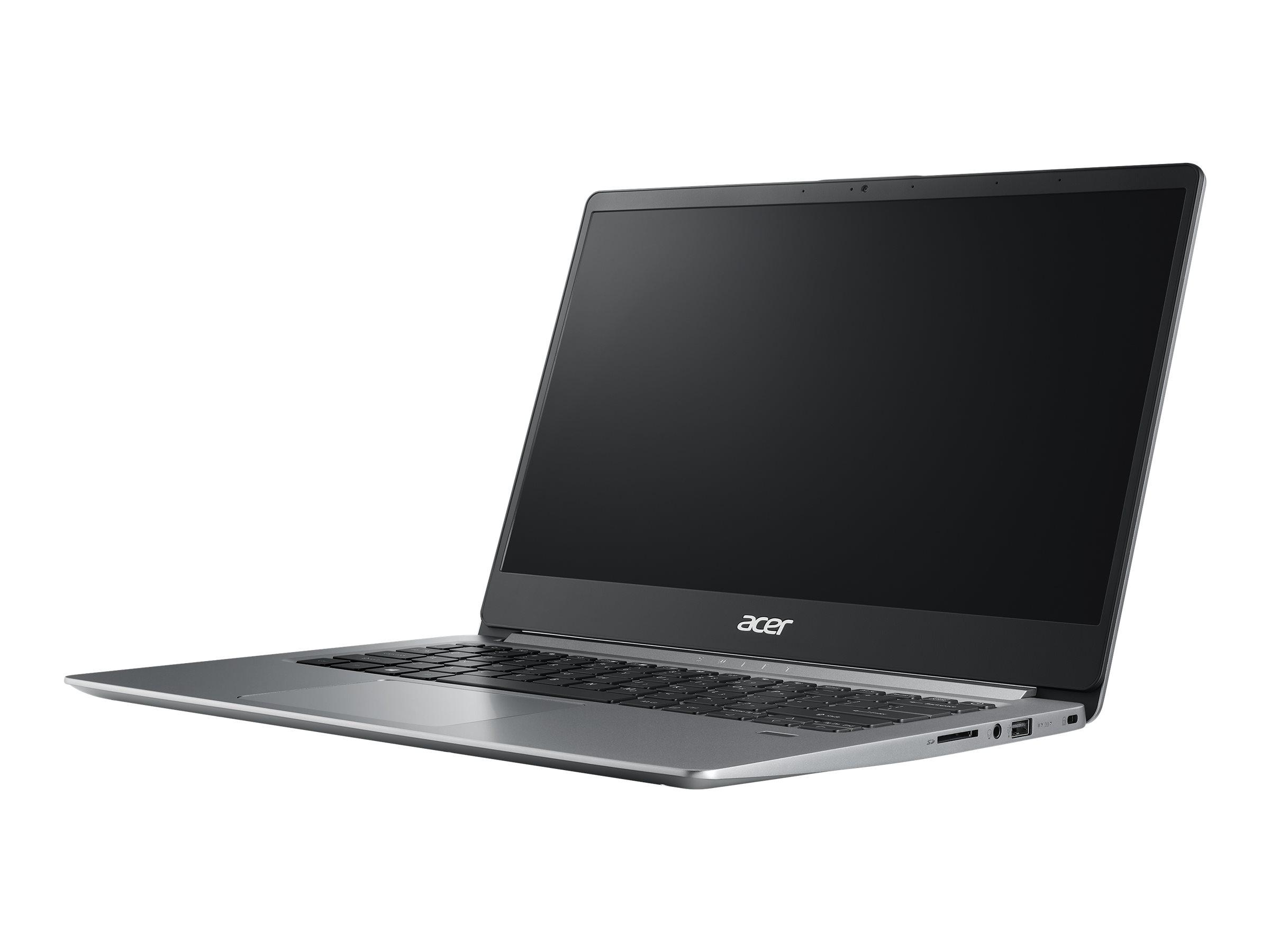 "Acer Swift 1 SF114-32-P57N - Pentium Silver N5000 / 1.1 GHz - Win 10 Home 64-Bit - 4 GB RAM - 128 GB SSD - 35.6 cm (14"")"