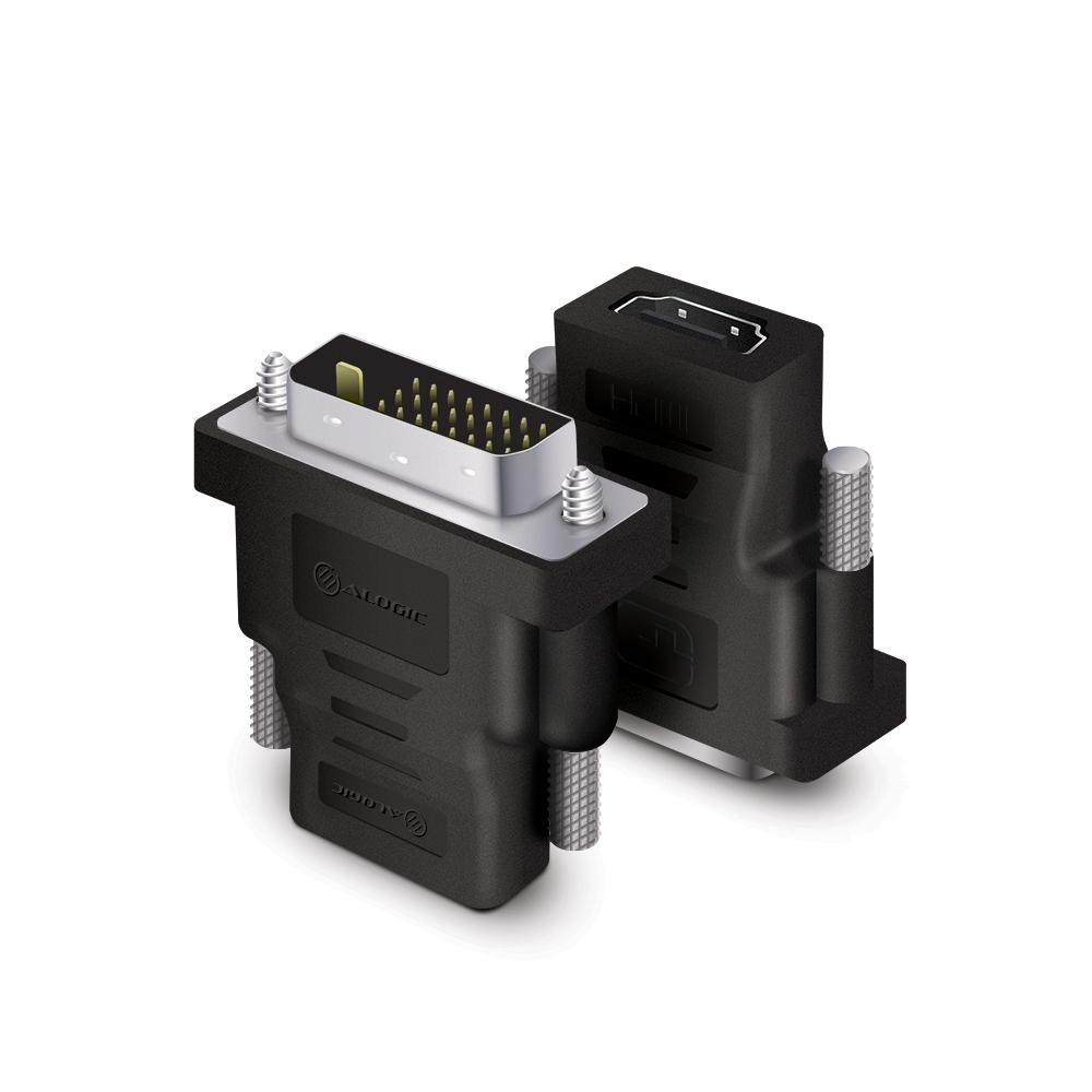 Vorschau: Alogic DVI-HDMI-MF - DVI - HDMI